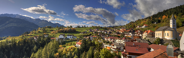 Ladis Panorama-Bild