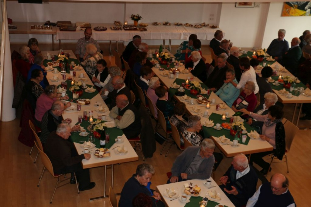 Senioren-Adventfeier Serfaus-Fiss-Ladis in Ladis