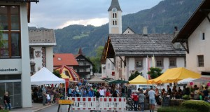 Romantische Sommernacht in Ladis